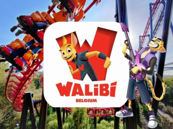 02.07.2016 - Walibi et Aqualibi en famille :-)