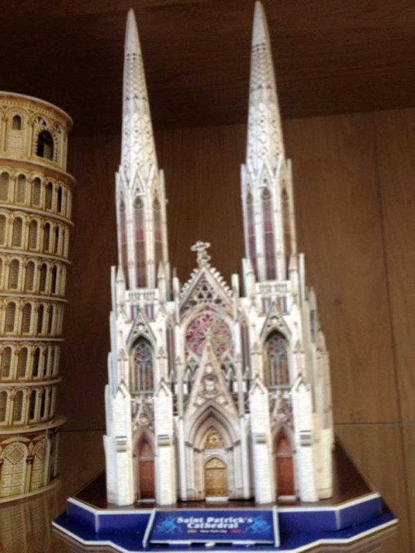 Les créations en 3D de ma chérie
