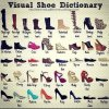 ♥ SHOES DICTIONNARY ♥