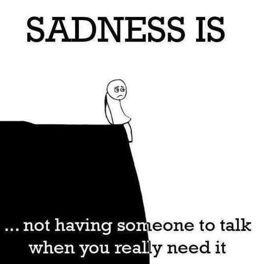 * THE SADNESS *