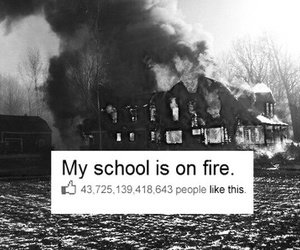 ☆ VERY FUNNY ☆ (my school is on fire)