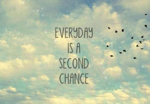 ♡ A SECOND CHANCE ♡