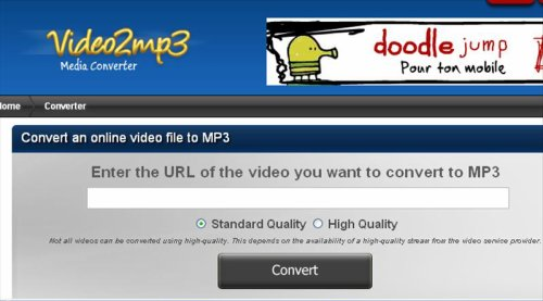-->> Video2Mp3 <<-- (Convertisseur Youtube)