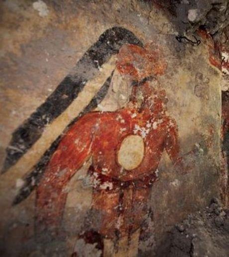 """-->> Découverte d'un calendrier maya allant au-delà de """"l'apocalyptique"""" décembre 2012"""