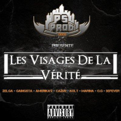 """PsProd Nouveau Maxi """" Les Visages De La Vérité """""""