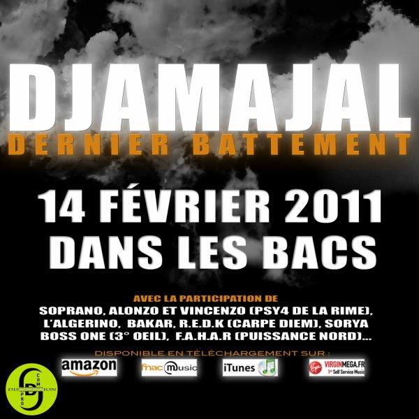 DERNIER BATTEMENT / Double Album DJAMAJAL