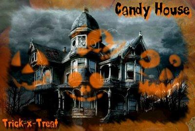 Plan de la Candy House