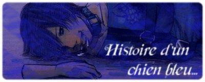 Histoire d'un chien bleu