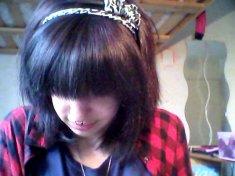 mes cheveux =3