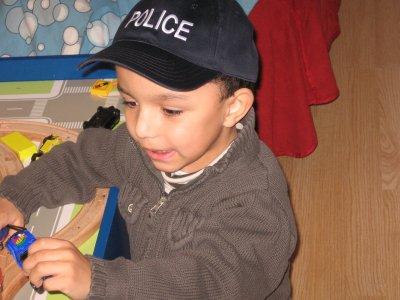 Policier Matéo !!!!