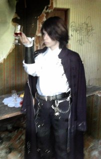 Meurtre d'un comte vampire