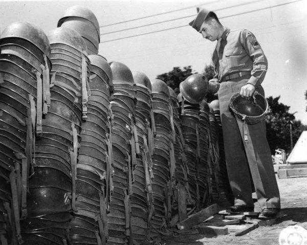 Recherche tout objet de la 3rd Infantry Division U.S. 1944 Vosges