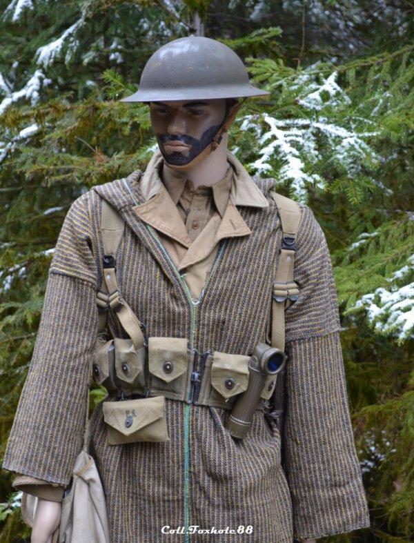 Goumier Marocain 3e GTM Hautes Vosges 1944 /Tabors/ Saulxures-Sur-Moselotte