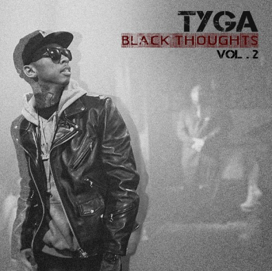 »Black Thoughts Vol.2, mixtape