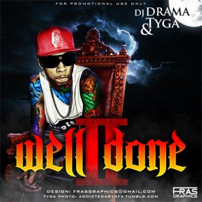 » Well Done II, mixtape