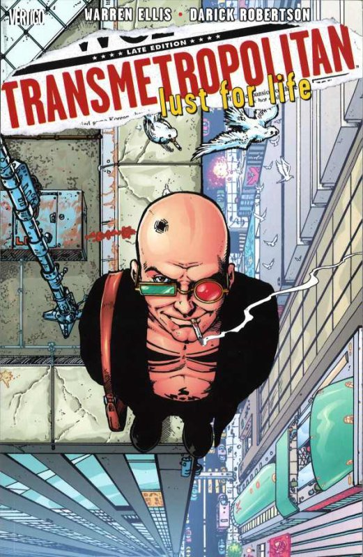 Transmetropolitan (Pick A Card-Cer: Episode 37)