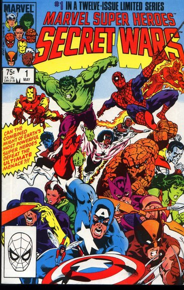 Top 5 – Crossover Marvel Degli Ultimi Tempi (Comic Book Tribute: Part 3)