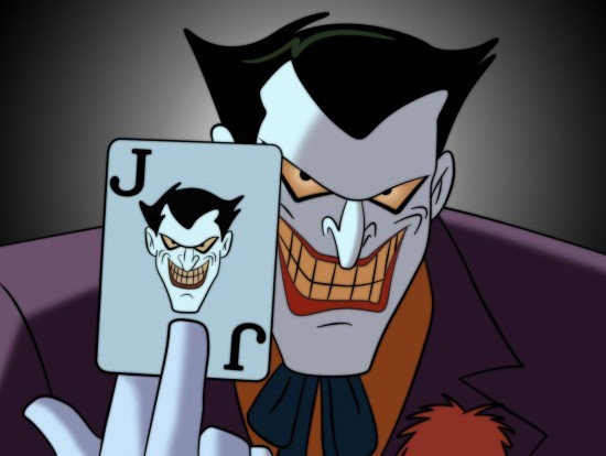 Batman: The Animated Series (Pick A Card-Cer: Episode 47)