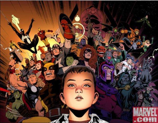 Top 10 - Storie Marvel Che Dovrebbero Diventare Presto Un Film Animato (Parte 1) - Baloon Central: Episode 22