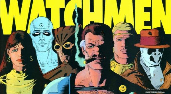 Watchmen: Il Fumetto Che TUTTI Dovrebbero Leggere (Baloon Central: Episode 30)