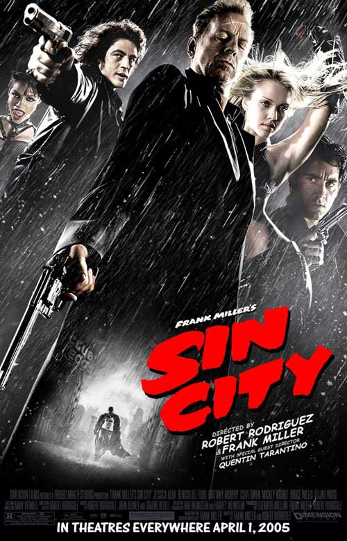 Booze, Broads & Bullets - The Sin City Tribute Week (Day 5 of 7)