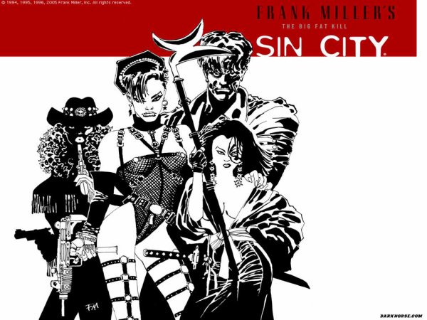 Booze, Broads & Bullets - The Sin City Tribute Week (Day 6 of 7)