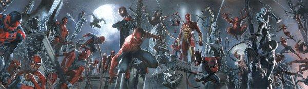 Spider-Verse: Chi sono tutti gli Uomini Ragno dell'immagine? (Baloon Central: Episode 72)