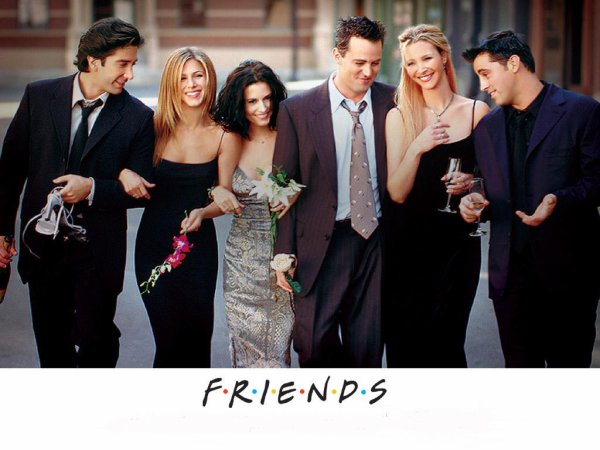 Trivia Take Away: Friends