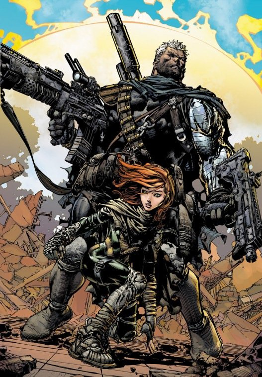 Cable: Jeph Loeb è Nathan Summers