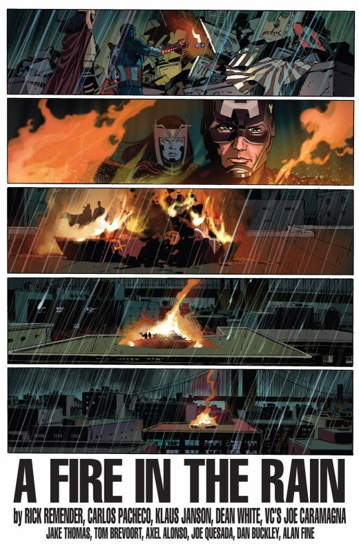 Capitan America - Loose Nuke (una riflessione)