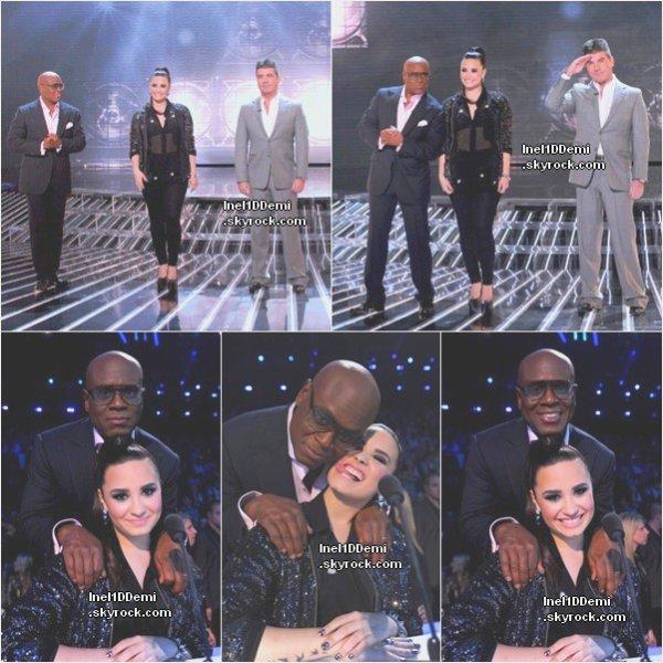Demi été présente lors des VH1 Divas à Los Angeles. Elle était Sublime.