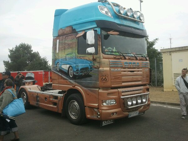 Daf route 66