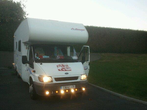 Mon camping car
