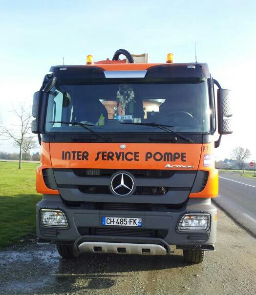 Mon nouveau camion