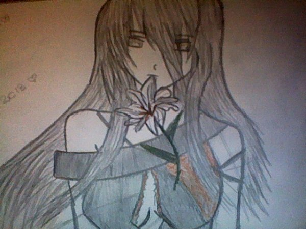 Vocaloïde Lily.♥