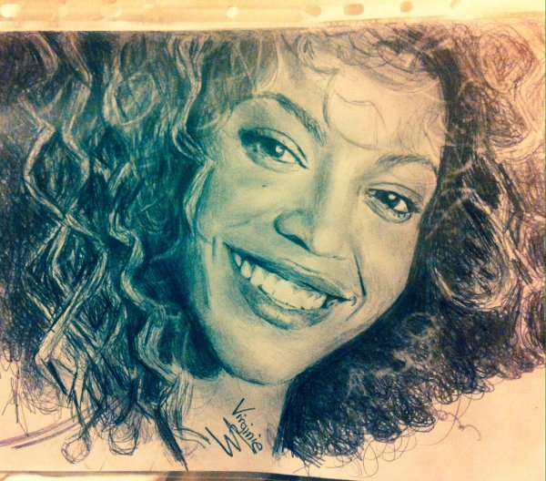 New drawing ! BEYONCE !