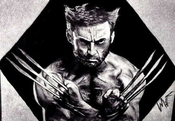 Wolverine ( Hugh Jackman ) X-Men