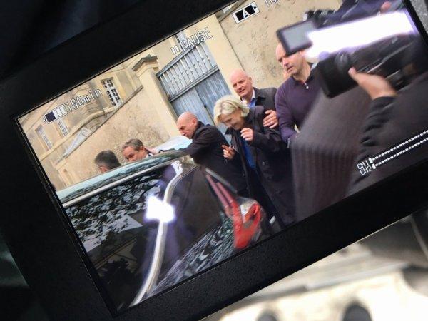 LA  VENGEANCE DE JEANNE D'ARC EST EN MARCHE....