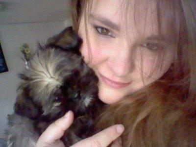 Zarah et moi