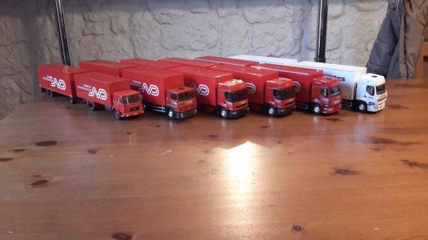 Les camions remorque