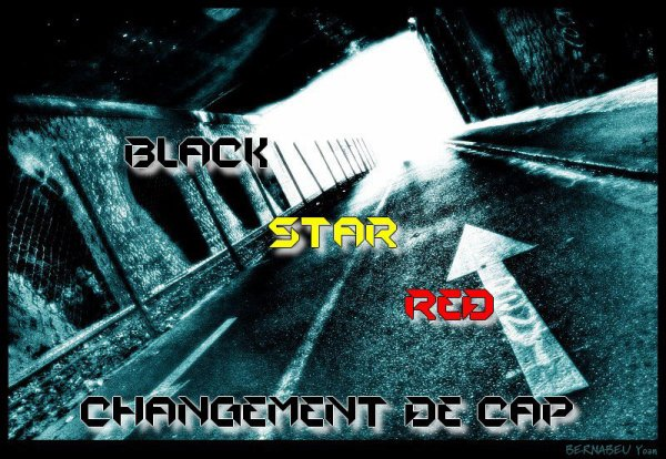 Black-Star-Red Changement de cap