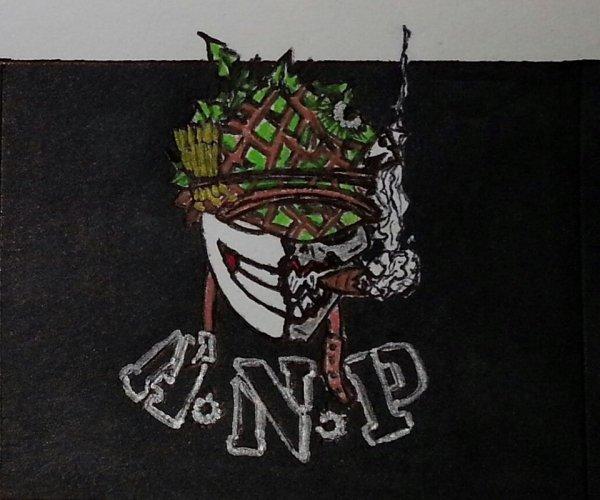 A.N.P Logo studio