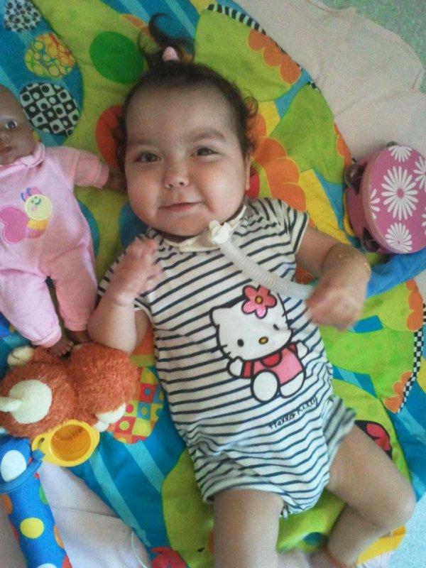 Aider nous à soutenir Ashley cette petite merveille et sa maman !!!