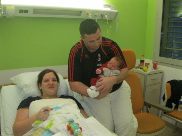 Noel 2014 Service Maternité