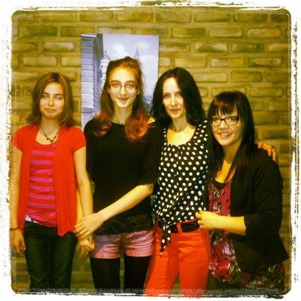 Ma Mère et mes 2 soeur - <3