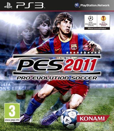 FO PES 2011 PS3 : Toutes les licences ! Gratuitement !