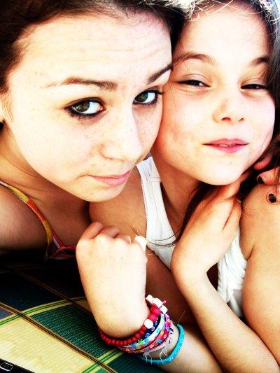 Louise & Marine !  ♥