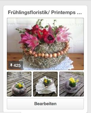 """Mon compte sur """"Pinterest"""""""