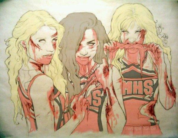 En mode zombie c'est mieux