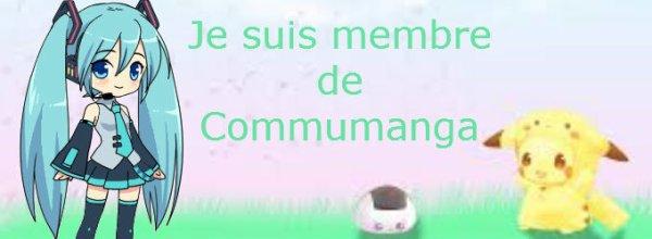 Kaede Kayano : Perso de commune, Commumanga !